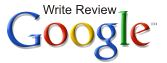 Review my service at Google Places